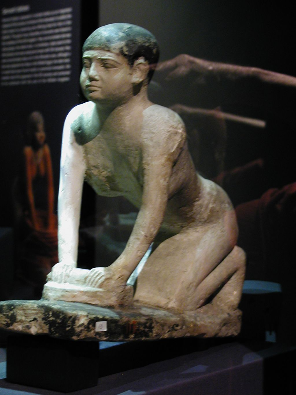 the role of women in ancient egypt Egyptian women were able to pass property down to their daughters why did many deal with long, difficult training to become a scribe it was long and difficult because it was the only way to move up in society.