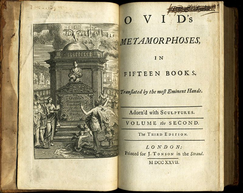 ovids metamorphoses essay Free essay: apollo's human gardening in ovid's metamorphoses in ovid's epic  poem metamorphoses, he uses many transformations of humanoids to explain.