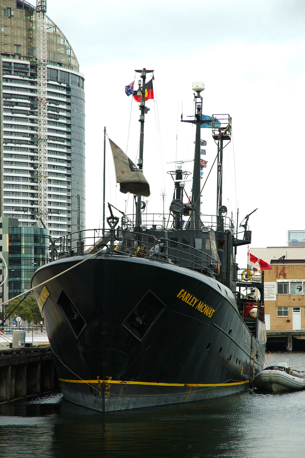 a comparative essay on never cry wolf by farley mowat writework english farley mowat i took this at docklands melbourne in 2005