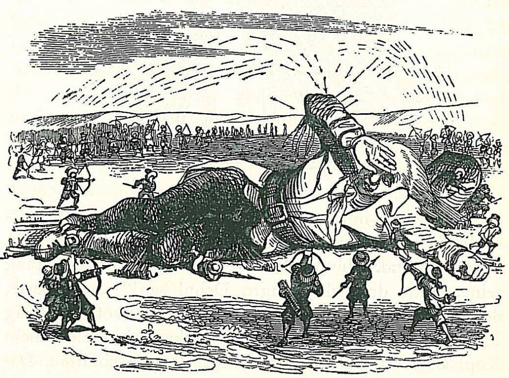 gulliver travels as a satire This free essay discusses satire in jonathan swifts gullivers travels.