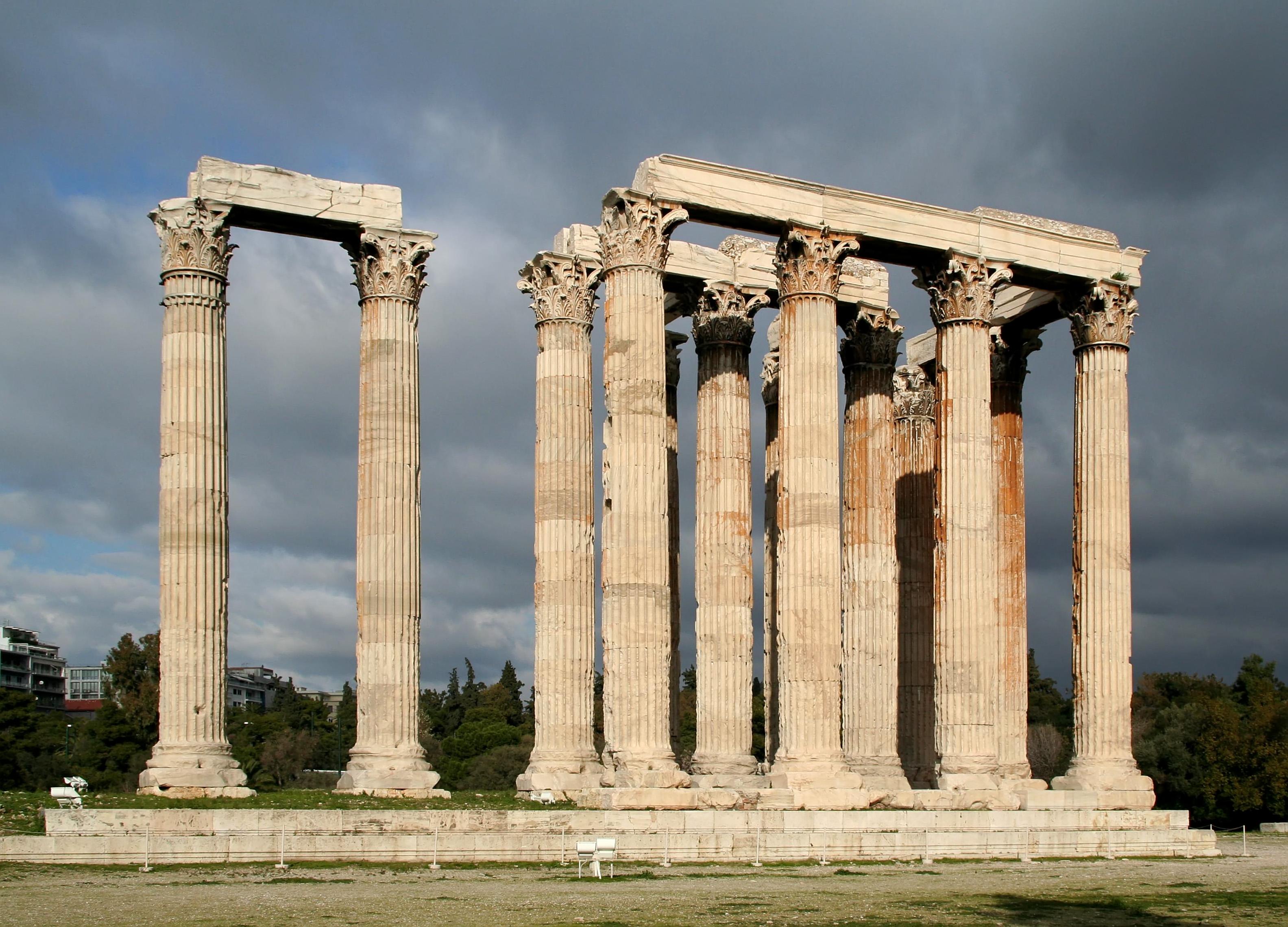greek architecture writework