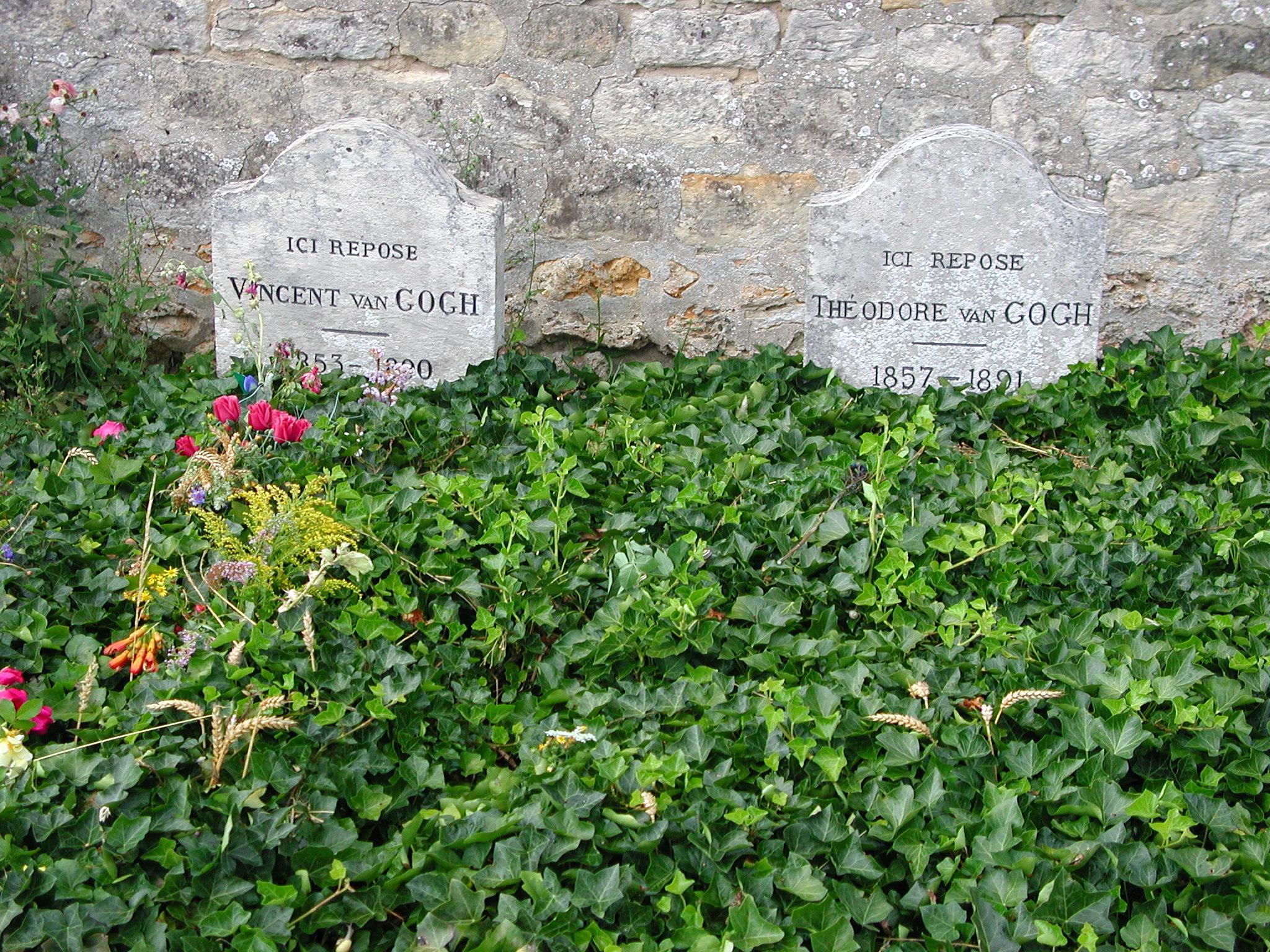 Vincent Van Gogh Is One Of Historys Most Famous Artists  Writework Nederlands Grafstenen Van Vincent Van Gogh En Theo Van Gogh