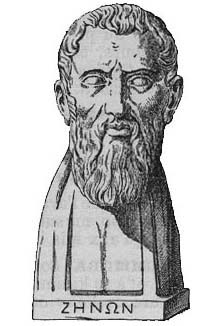 zeno of elea essay Zeno of elea: motion is an illusion 614 words   2 pages zeno of elea was the student to parmenides an ancient philosopher who believed that motion was an illusion and that everything in the known world was one.