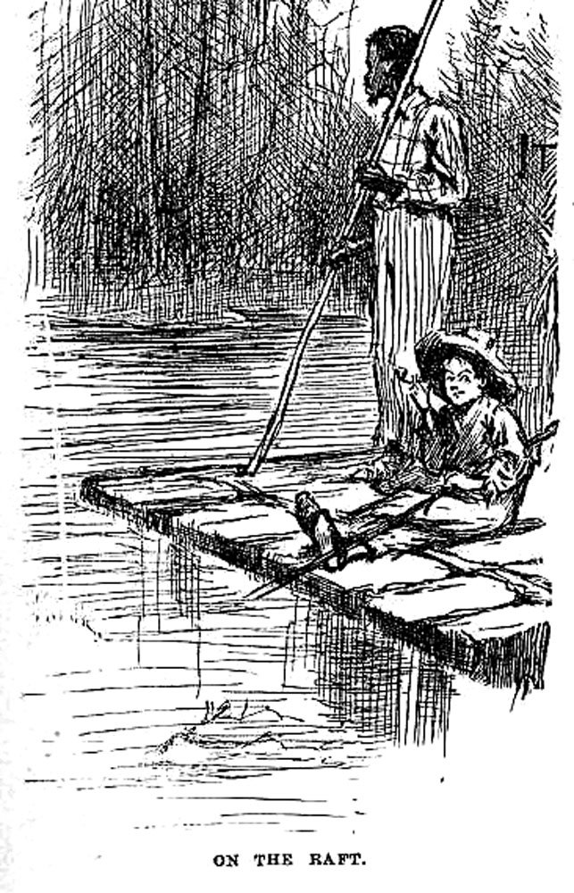 "huck finn superstition essays Name instructor course date tom sawyer: superstition and religion mark twain's ""the adventures of tom sawyer"" gives us one of the most lovable portraits of a l."