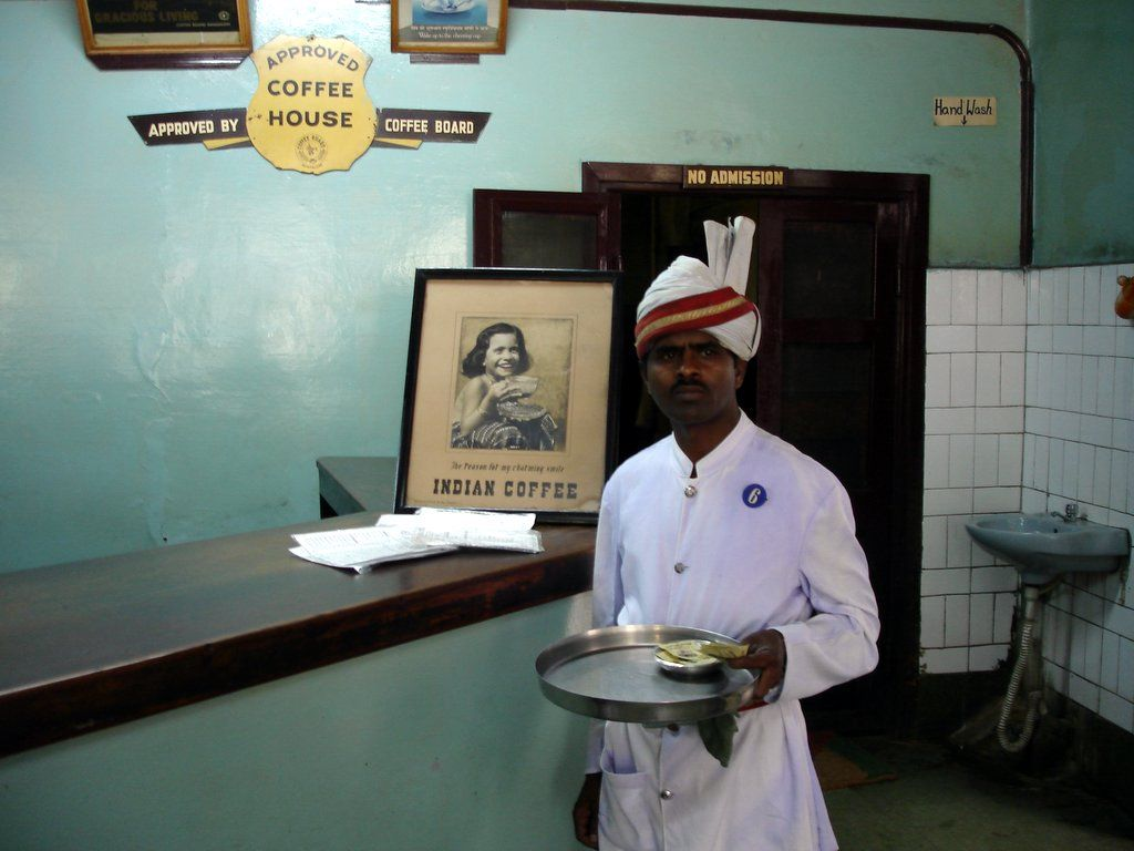 the importance of elements ernest hemingway s a clean well english waiter turban in coffee house bangalore
