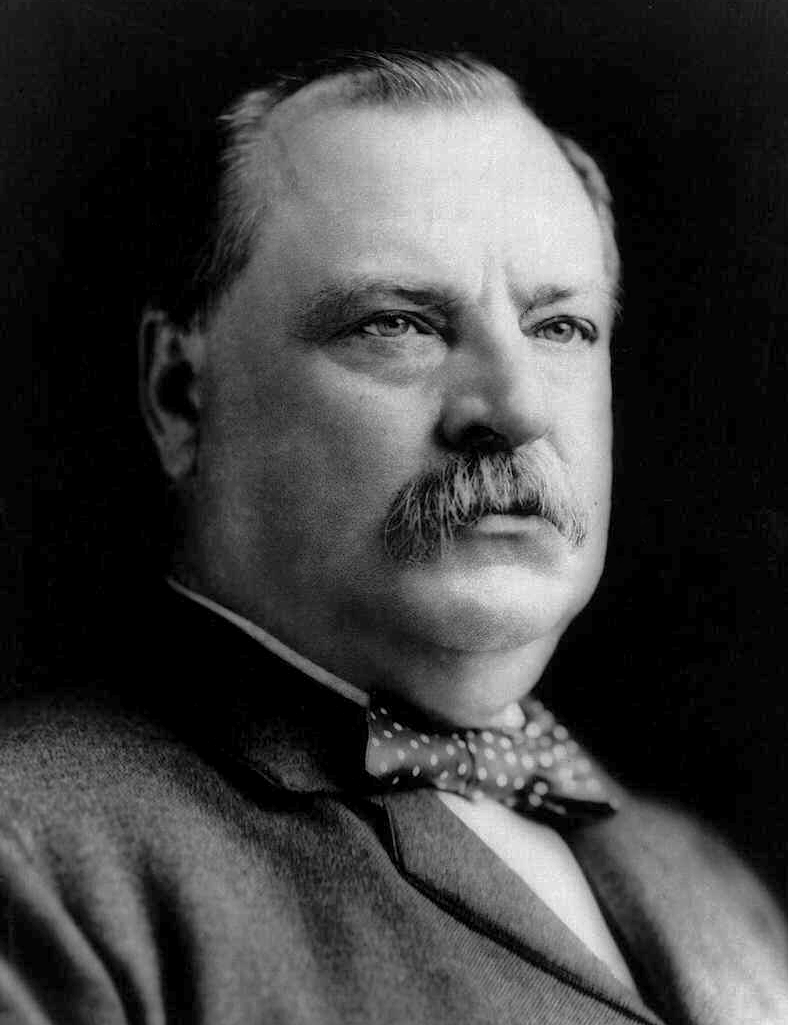 grover cleveland a biographical outline When grover cleveland left the white house in 1897, many voters thought it the  most constructive act of his career republicans at the very least should have.