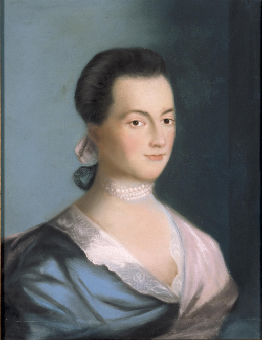 Abigail Adams By Tan Ly  Writework Abigail Adams By Benjamin Blythe