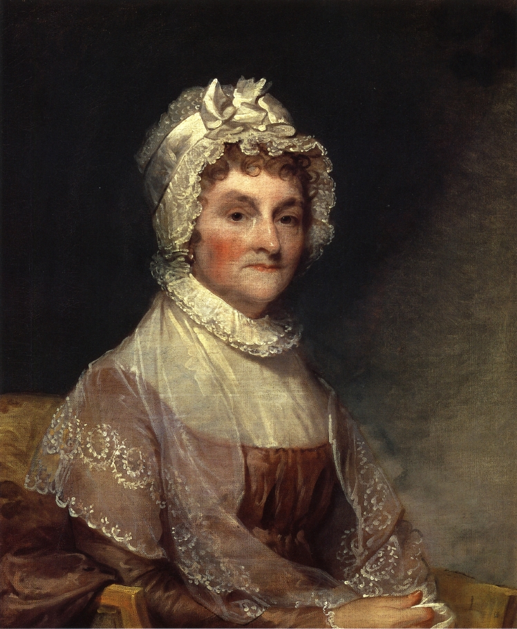 Abigail Adams By Tan Ly  Writework English