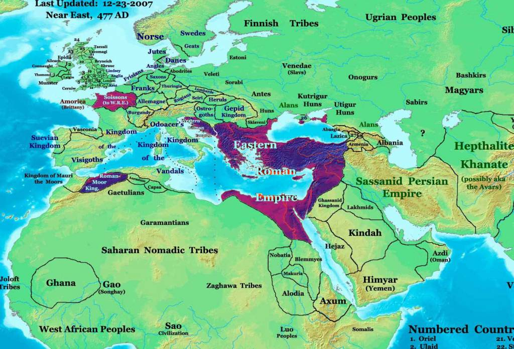 role of christianity in the fall of the roman empire essay Early christianity and byzantine period the role of christianity in eur essay the byzantine empire survived the 5th century fragmentation and fall of the western roman empire and continued to exist for an additional thousand years until it fell in.