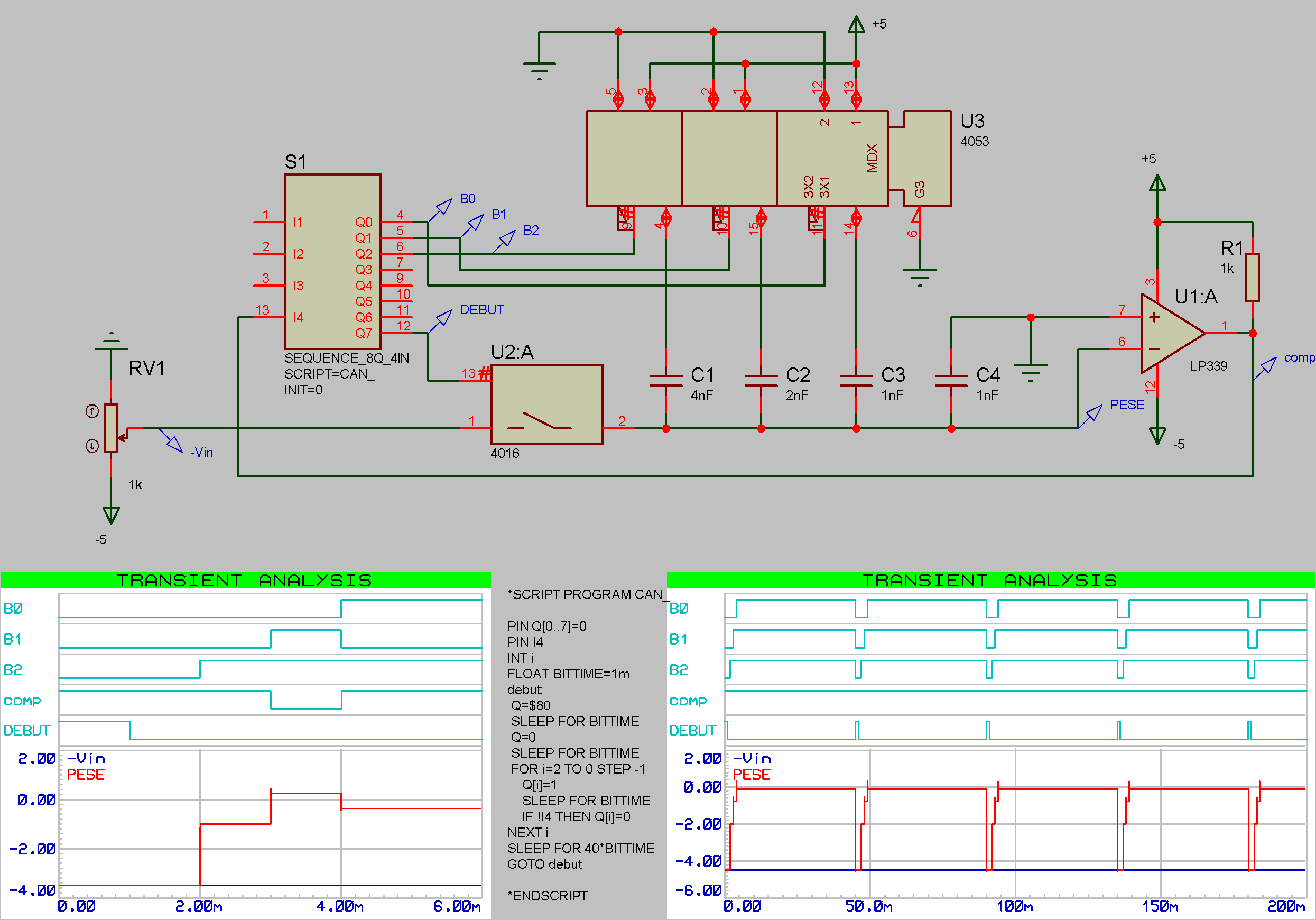 A D And Convertors Display Devices Writework Ad Converter Circuit English Simulation Of Capacitive Adc