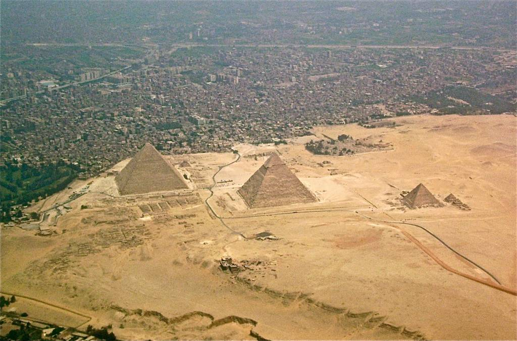 The great pyramids essay