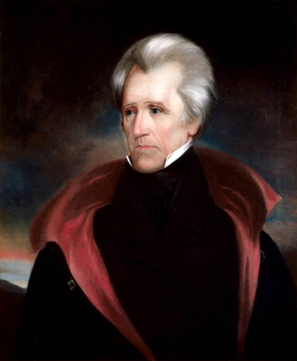 how did the election of andrew jackson as president mark the portrait of andrew jackson the seventh president of the united states deutsch andrew jackson