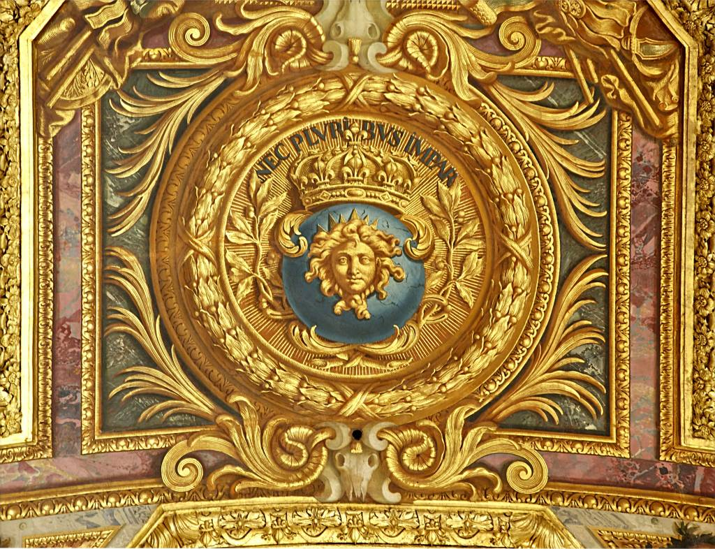 English As A Global Language Essay English A Symbol Of Louis Xiv Ceiling Of The Hall Of Mirrors In The Essay Paper Writing also Samples Of Essay Writing In English Versailles  Absolute Architecture Of An Absolute King Story Of The  Argumentative Essay Thesis Example