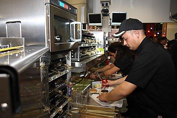 human resources burger king