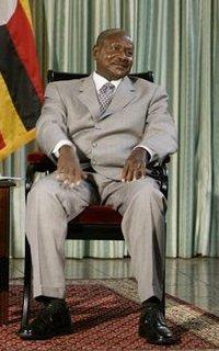 Museveni thesis
