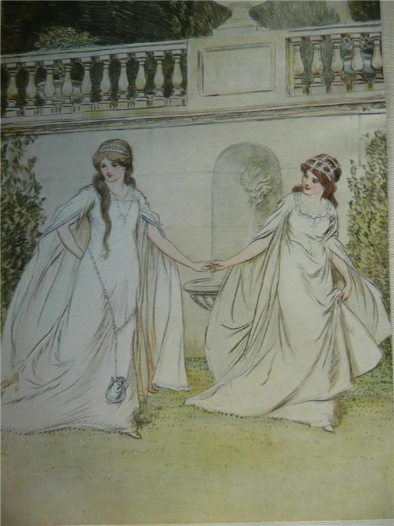 Discuss love relationship between Celia and Rosalind in As You Like It, Act I, Scene II.