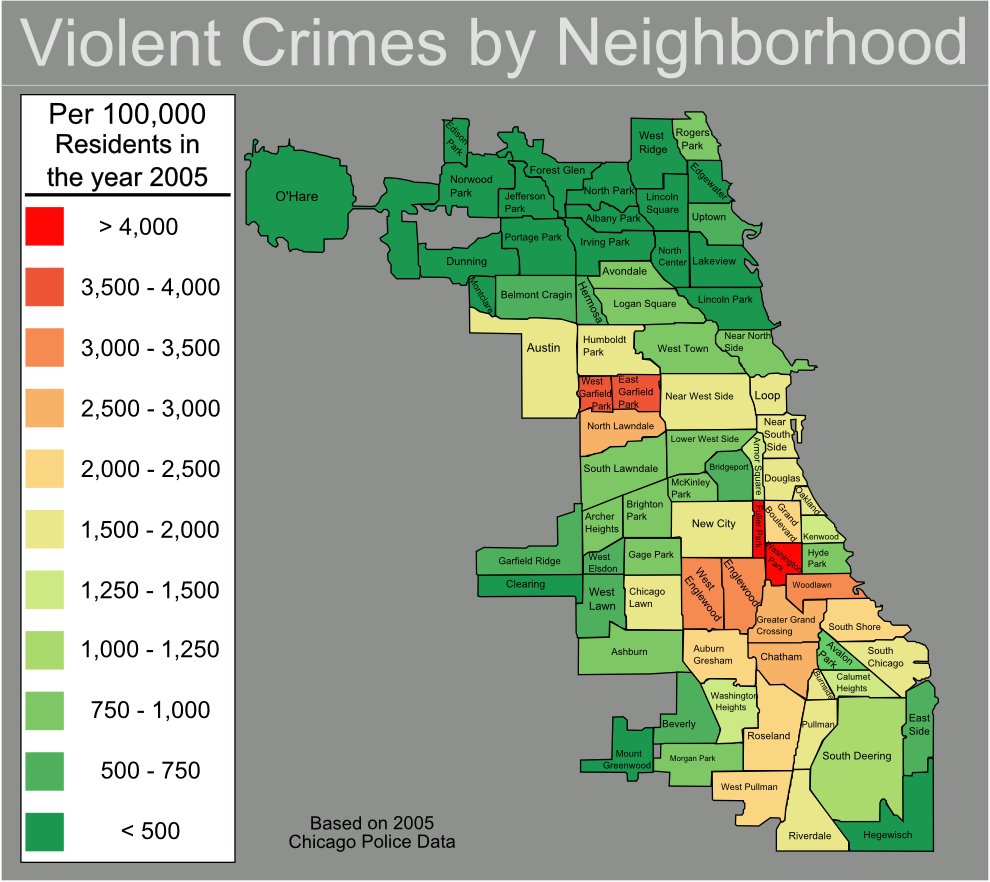 Crime In the United States - WriteWork on