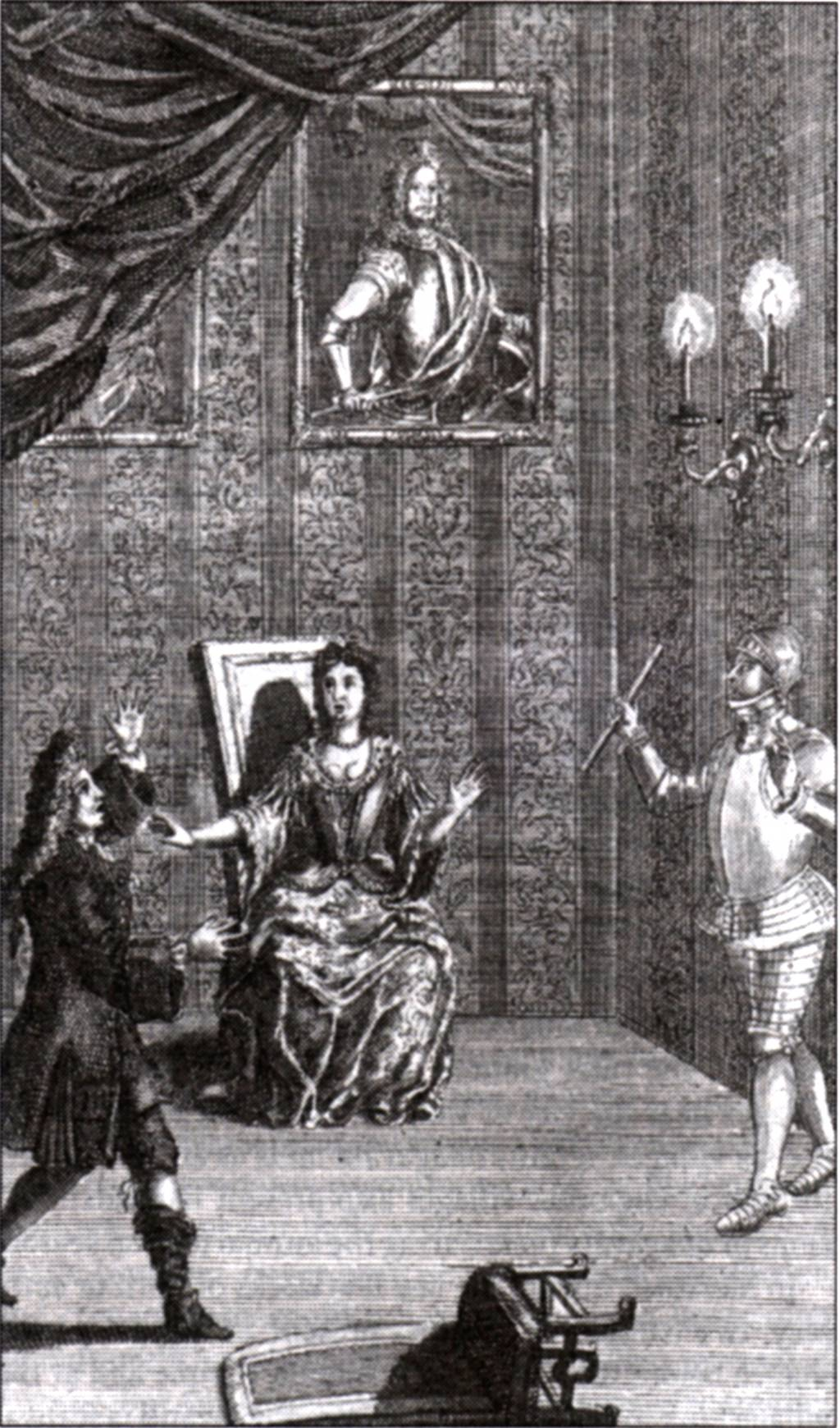 betrayal in hamlet how does betrayal or treachery help in 17th century english actor thomas betterton in a scene from william shakespeare s hamlet in which