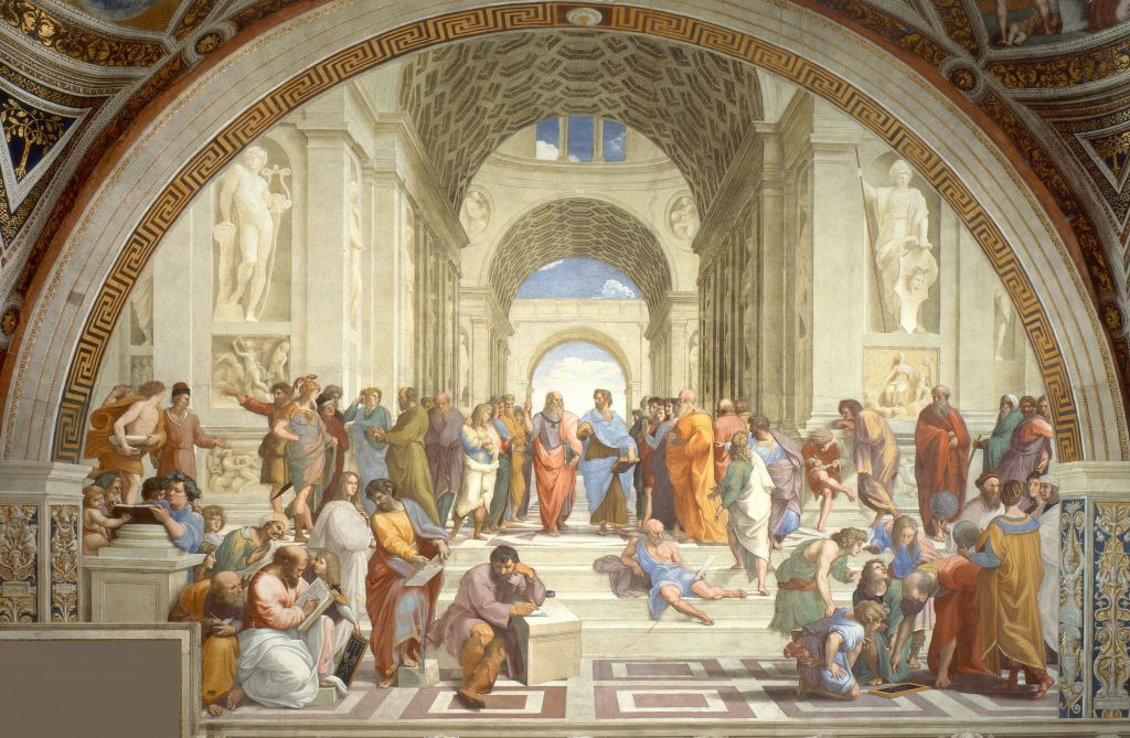 Raphael school of athens essay