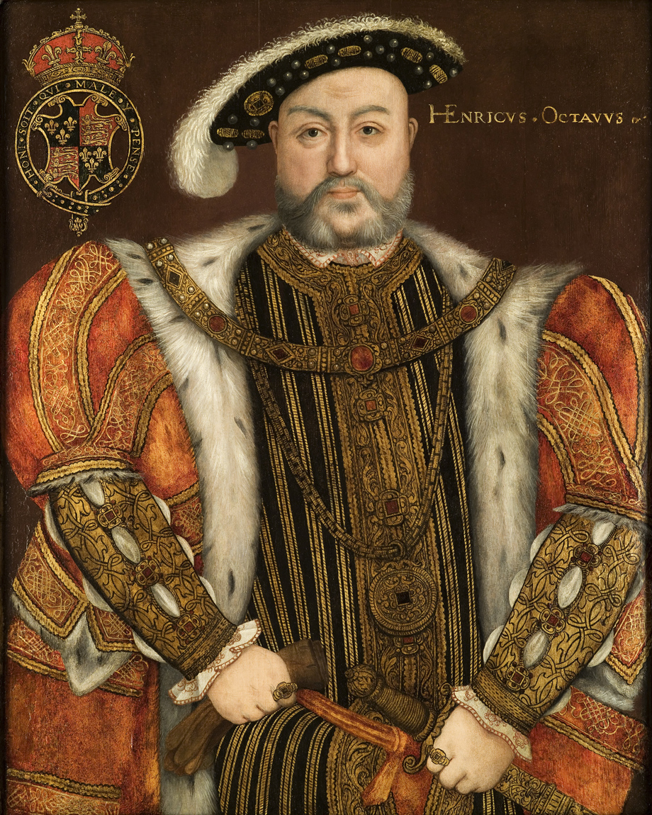 king henry 8th is a bad king through the eyes of king
