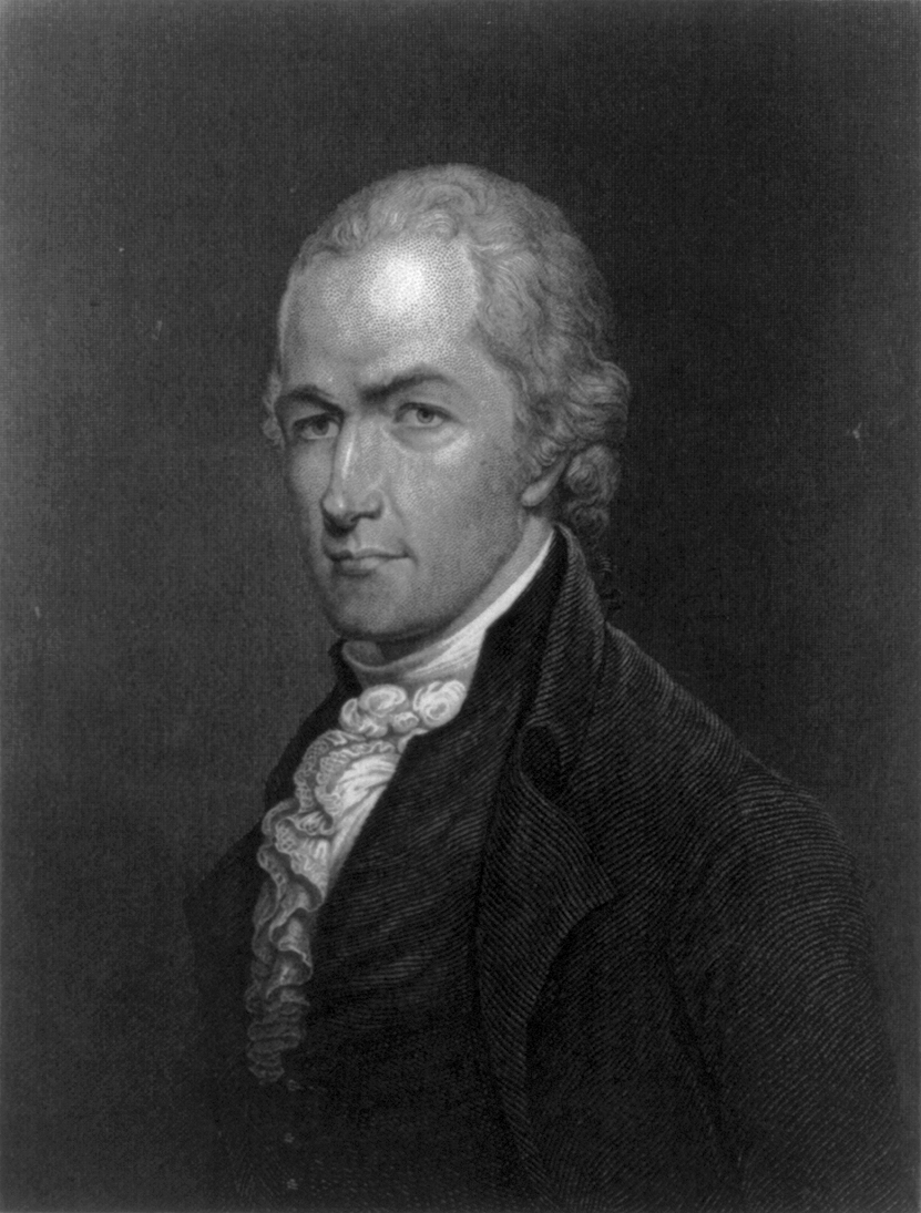 the contributions of alexander hamilton One of the most important of alexander hamilton's many contributions to the  emerging american economy was his successful advocacy for the creation of a.