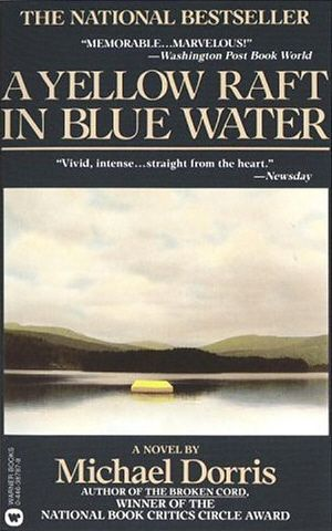 a yellow raft on blue water essay Teacher's guide yellow raft in blue water - free download as pdf file (pdf)   as an outside project, watch both of these films, then write a short essay on what .