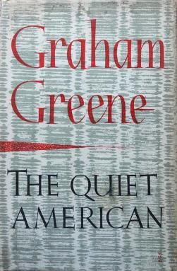 the quiet american conflict essays 'the quiet american', written by graham greene, is a fictional text depicting non- fictional events and their outcomes in relation to the indo-china war 'the quiet american' does portray the international interests of vietnam's occupancy and desired government and as a result the potential conflicts that arise.