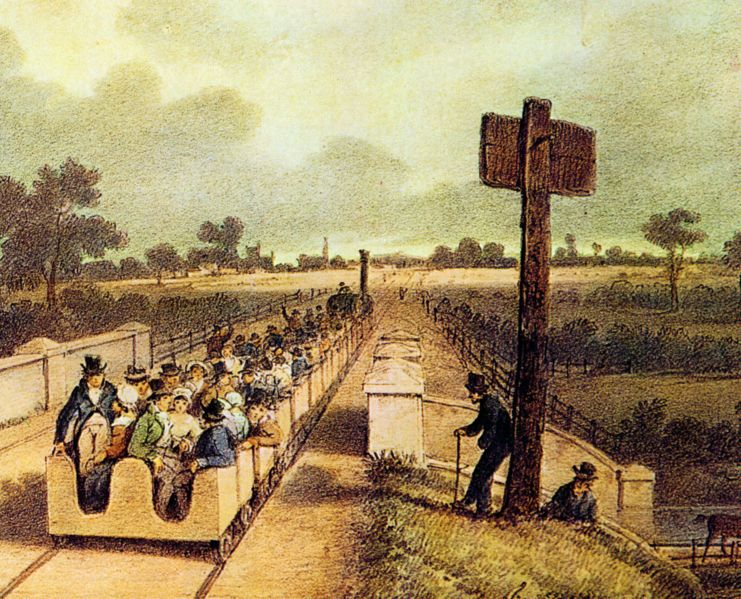 the impact of britains railway privatization economics essay The revolution was spearheaded by britain modern historians refer to these changes as the first industrial revolution (clark, 2007)  essay on industrial.