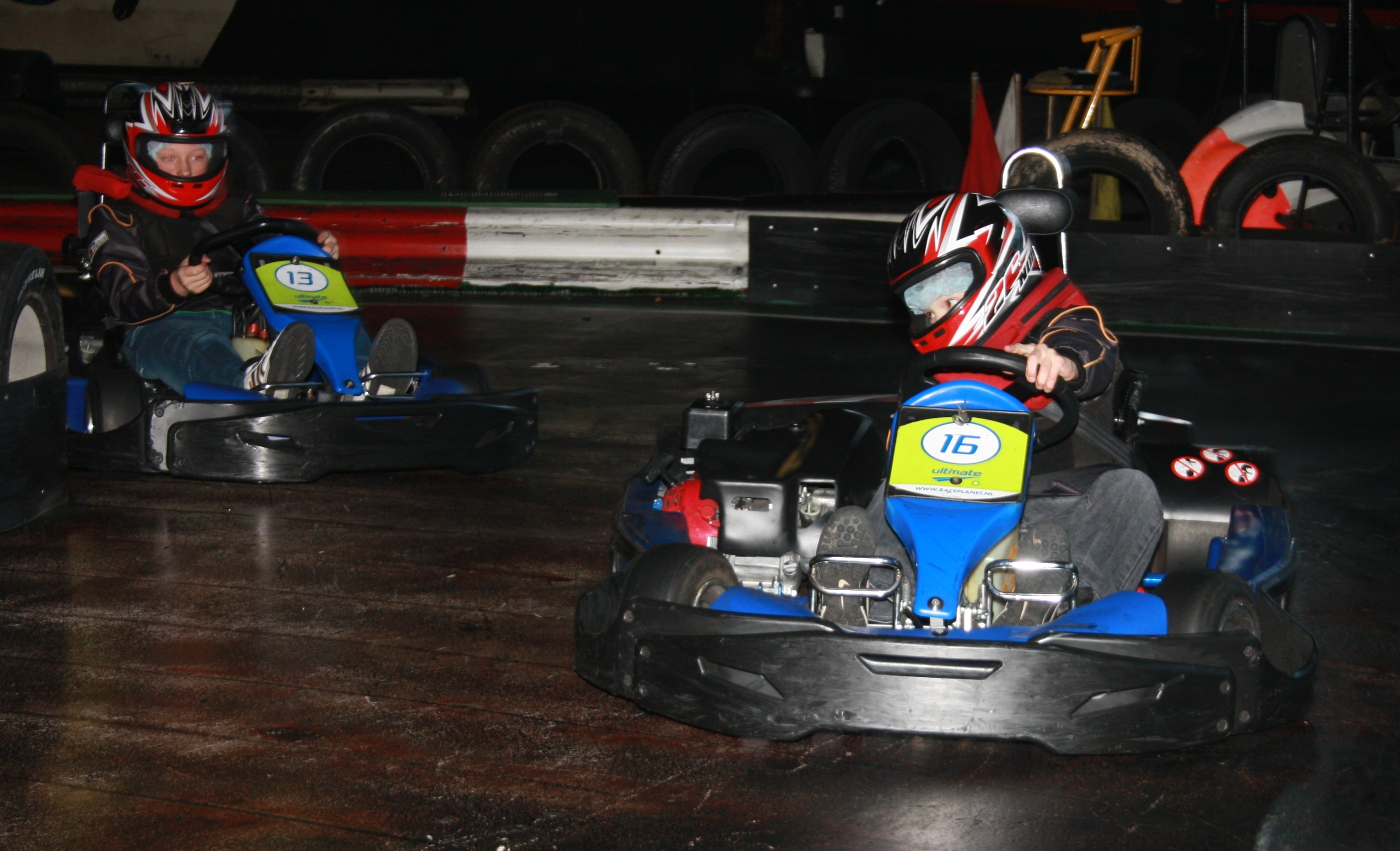 the day i first rode a go kart essay
