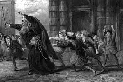 Shylock victim or villain essay