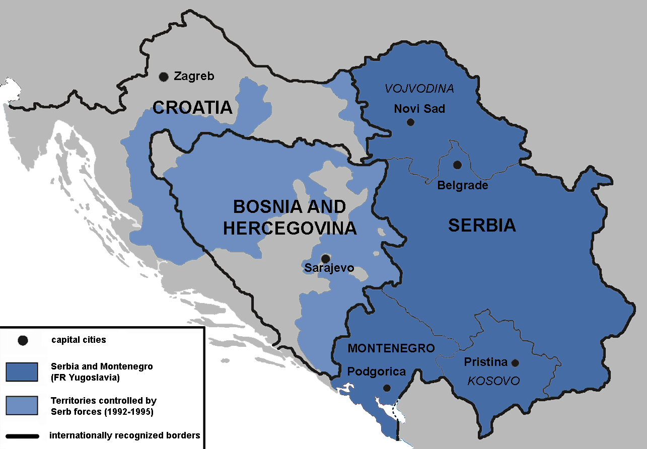 Karta Yugoslavia.Critically Assess The Reasons For The Widespread Use Of Rape As A