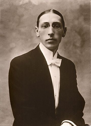 stravinsky essay Magical mystery with a touch of folklore characters represented by elegant melodies and exotic chromatic sounds in this lesson, learn about the story of stravinsky.