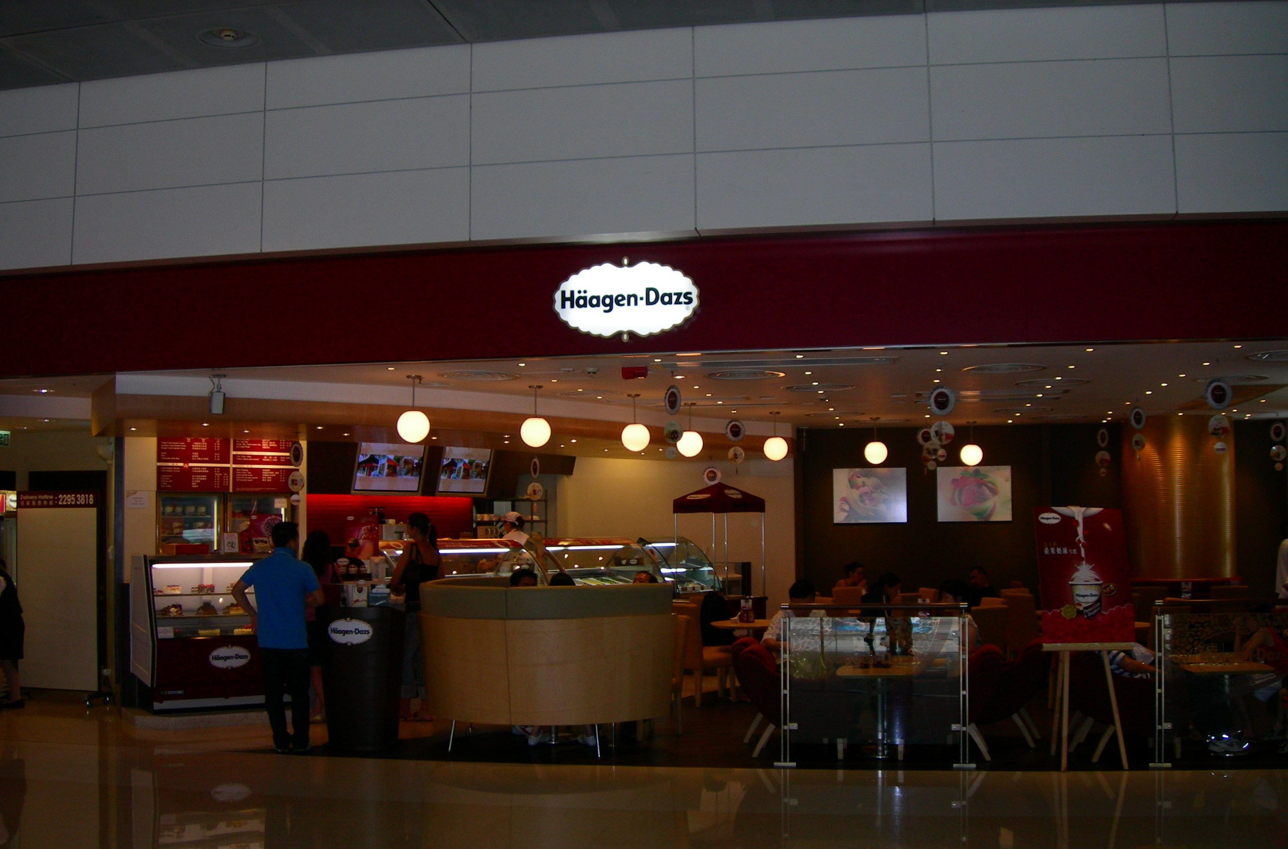the amazing success of haagen dazs in Tokyo, feb 23 if ever there were two american companies that conformed to the rules that many say are required to succeed in the tough japanese market they were haagen-dazs and borden ice cream.