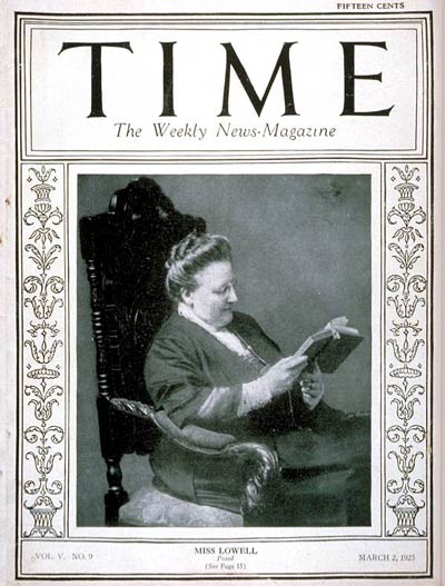 Decade - Poem by Amy Lowell