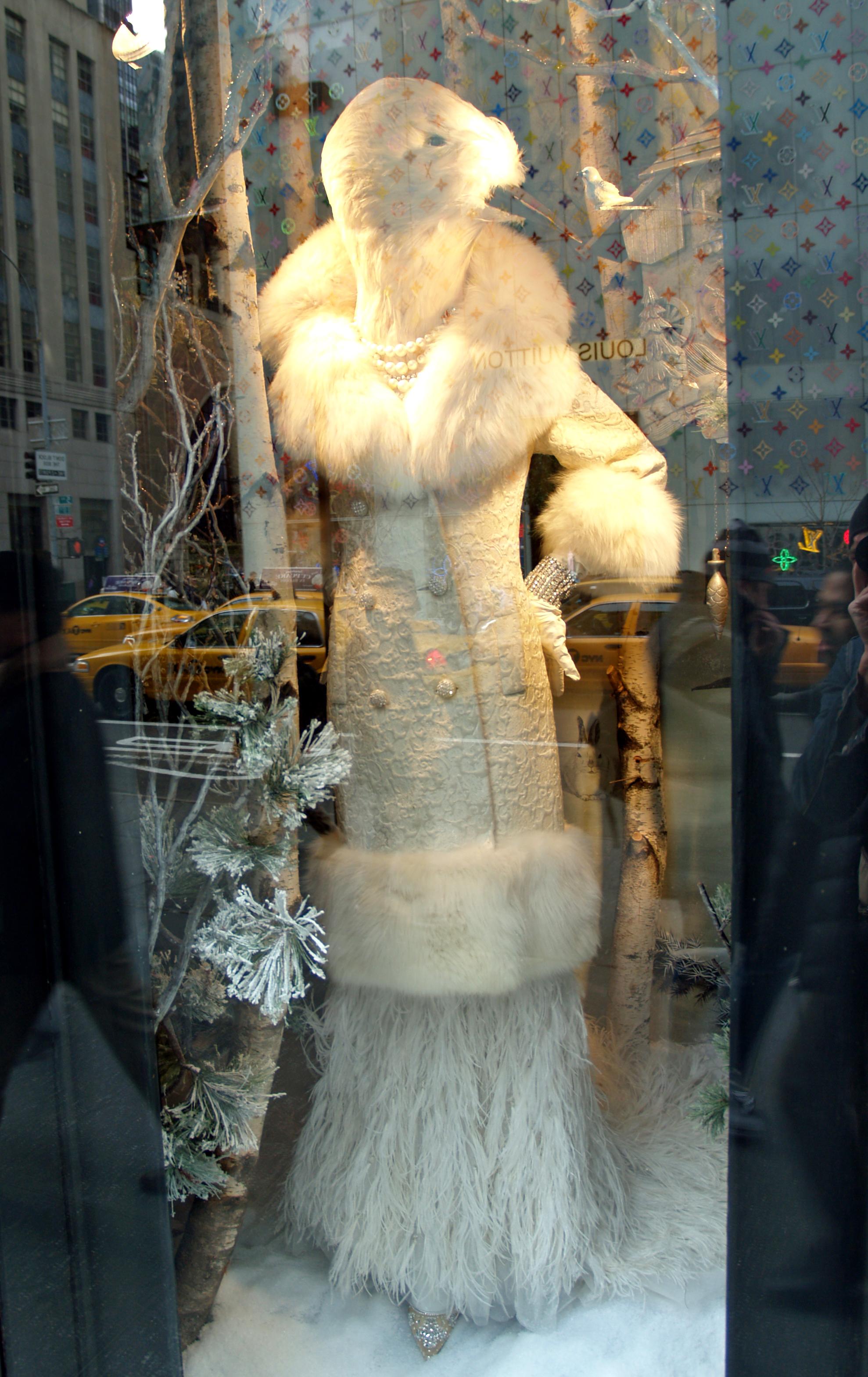 Evaluation of evening dresses departments at Bergdorf Goodman, Saks ...