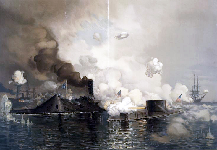 an introduction to the uss monitor and the css virginia Duel between the first ironclads  the uss monitor and the css virginia  this book provides a nice introduction to the development of naval.