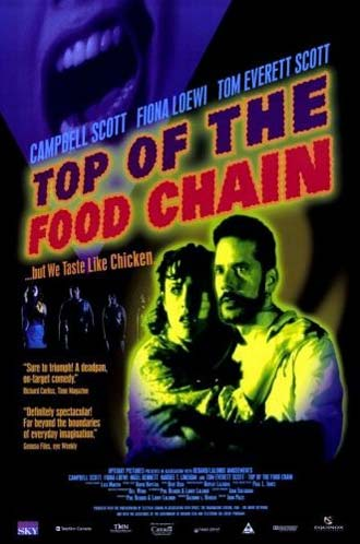 irony in top of the food chain by t coraghessan boyle essay The love of my life  look behind the mayonnaise on the top row—and when she turned around he was standing in the doorway  t coraghessan boyle is a novelist who lives in montecito .