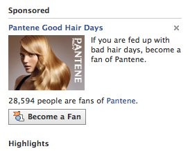 this is a compare contrast essay on shampoos something general  pantene facebook ad