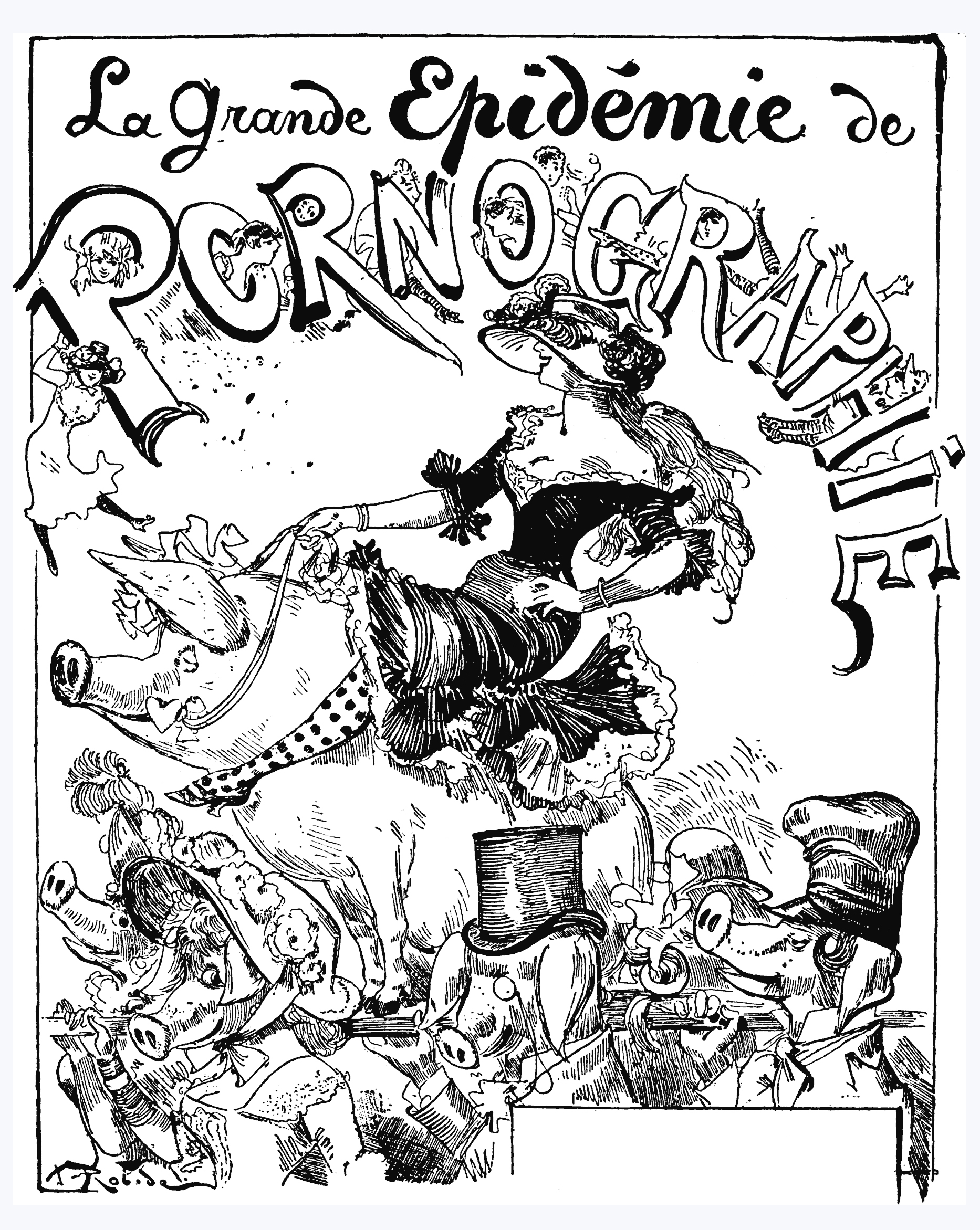 pornography should it be illegal or not writework english caricature on