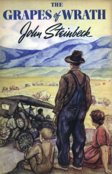 Business Plan Writer Pittsburgh Cover Of The Grapes Of Wrath By John Steinbeck  Order Custom Business Plan also English Essay Topics For Students Grapes Of Wrath  Comparing The End Of Grapes Of Wrath To John  Science In Daily Life Essay