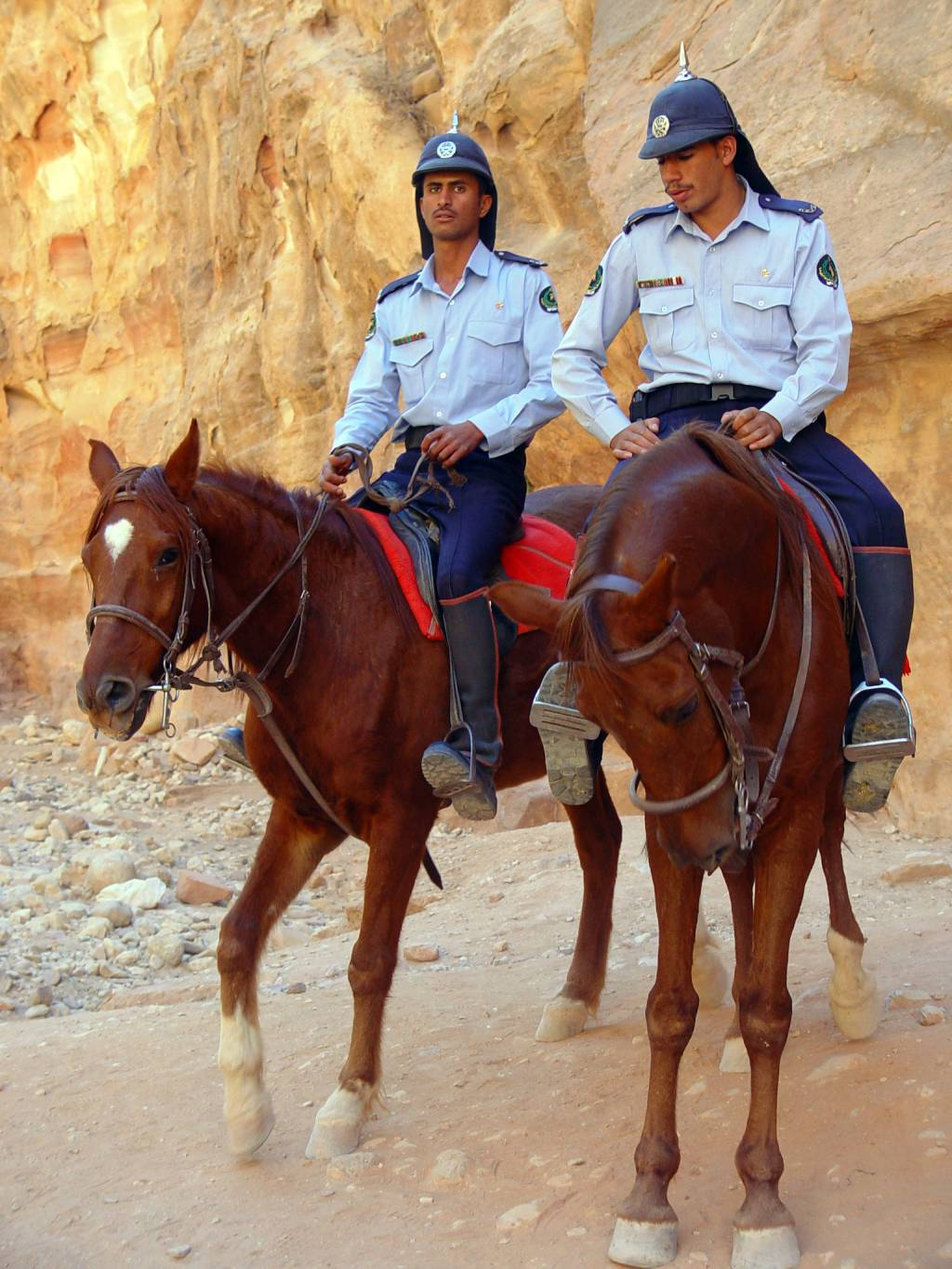 the importance of integrity and honesty in criminal justice field english mounted tourist police officers in petra