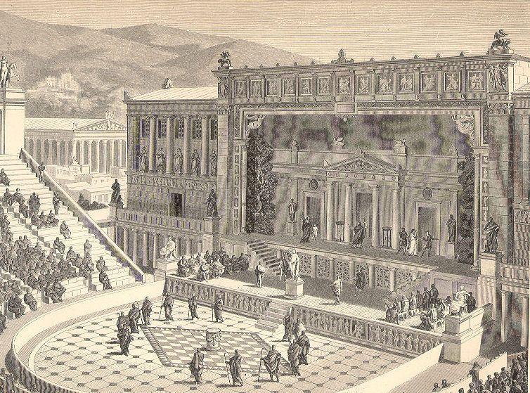 Greek theater essay