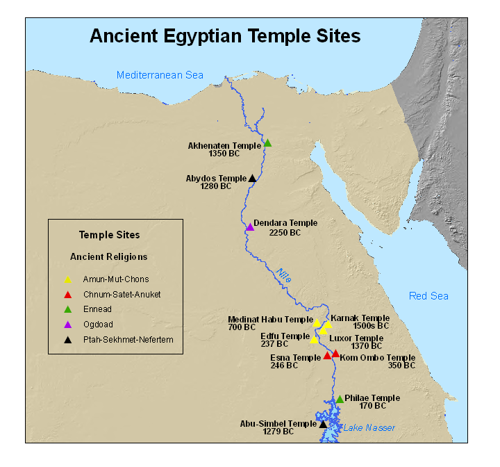 ancient egyptian civilization from 3100 32bc essay
