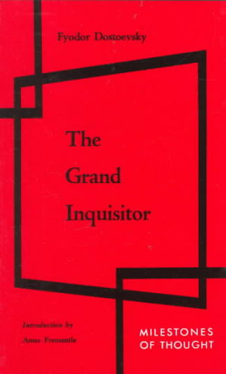 an analysis of the grand inquisitor of 1984