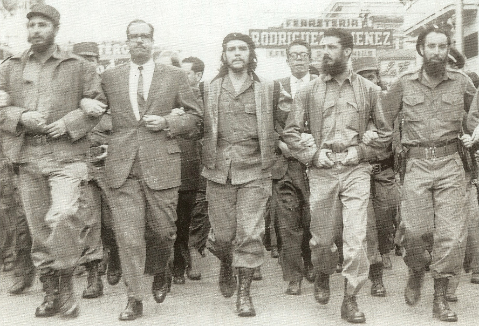 che guevara hero or villain argues that he is different english this photo was taken on 5 1960 in havana