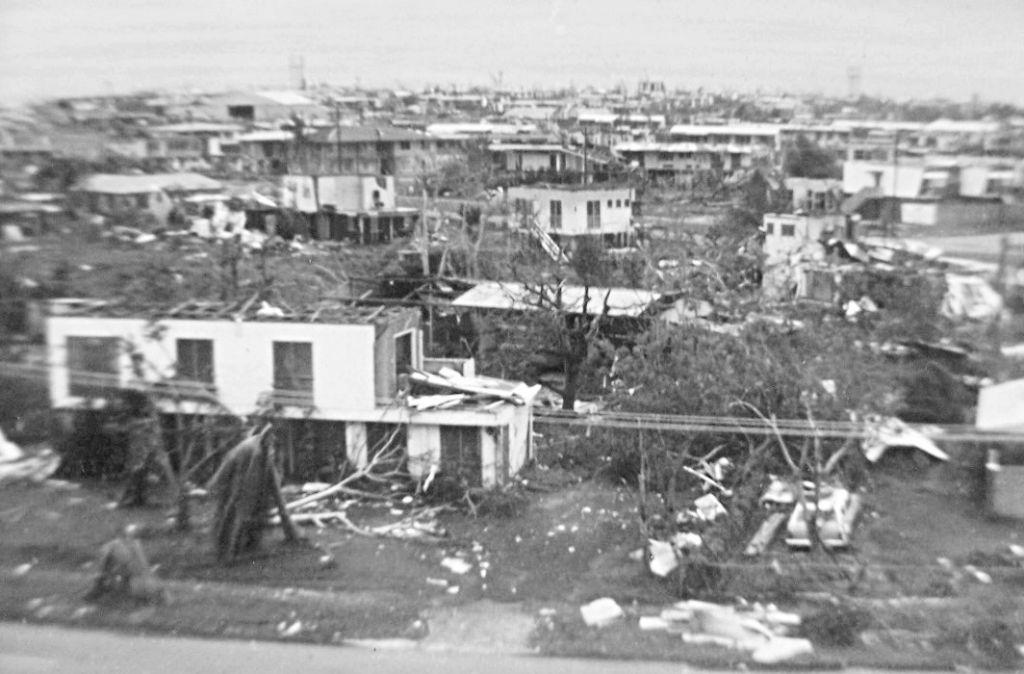 cyclone tracy essay