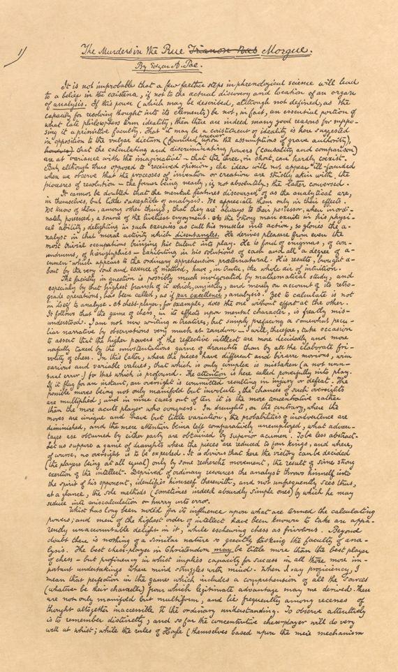 Symbols In The Raven Written By Edgar Allan Poe Writework
