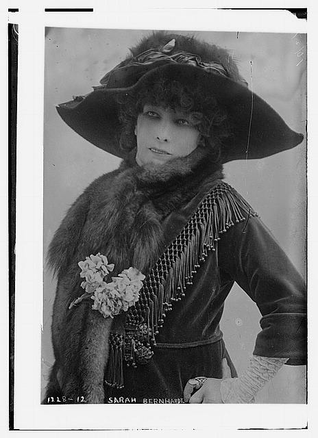 sarah bernhardt a victorious legend essay Sarah bernhardt: the art of high drama  that serve to perpetuate the bernhardt legend we are clearly in the realm of sarah-worship here  fascinating essay by.