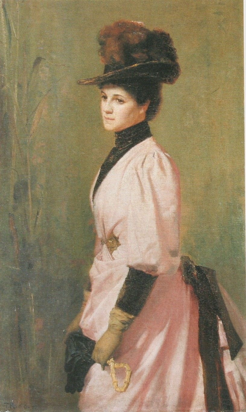 art and n identity  painting tom roberts an n native of a lady