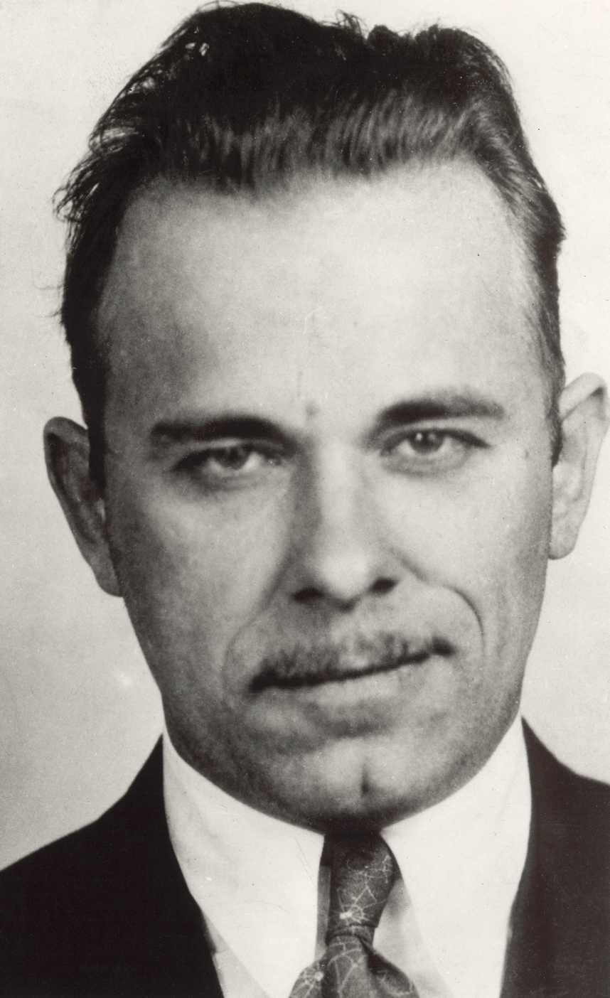 """the early life and times of john dillinger At that time, he was only in the sixth grade his gang performed small crimes, such as stealing coal from a railroad in pennsylvania (""""public enemy"""" 207) a few years later, he would join the navy, only to leave."""